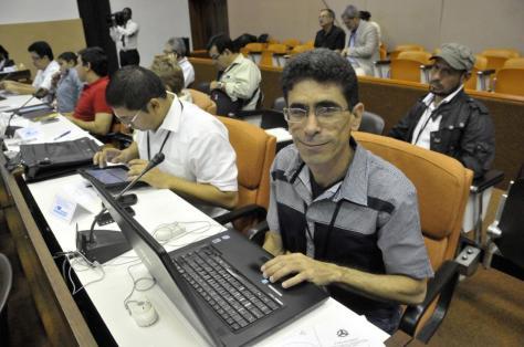 Paquito el de Cuba, bloguero y periodista