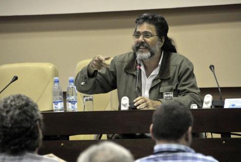 Abel Prieto, asesor del Consejo de Estado