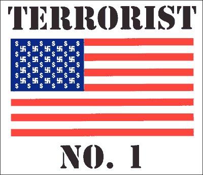 ¿Estos terroristas no se cansan?