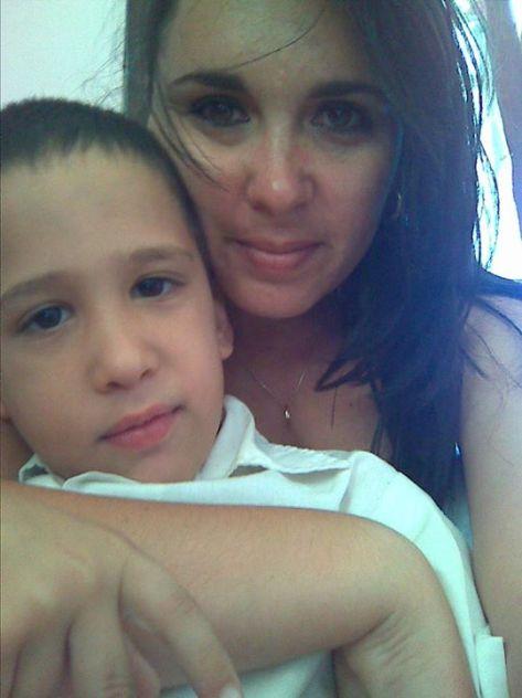 Alejandrito y yo
