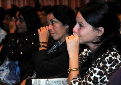 La emoción ante la noticia ha hecho llorar de alegría a más de uno...Foto: Cubasí