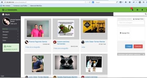 Así lucirá la nueva versión de la red social cubana La tendedera