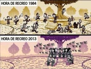 Cómo cambió nuestra infancia