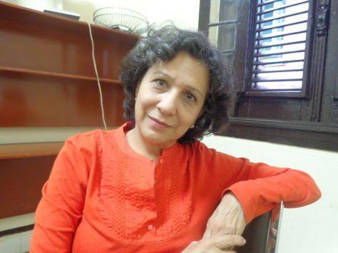La psicóloga María Esther Ortiz Quesada, consejera de adicciones.